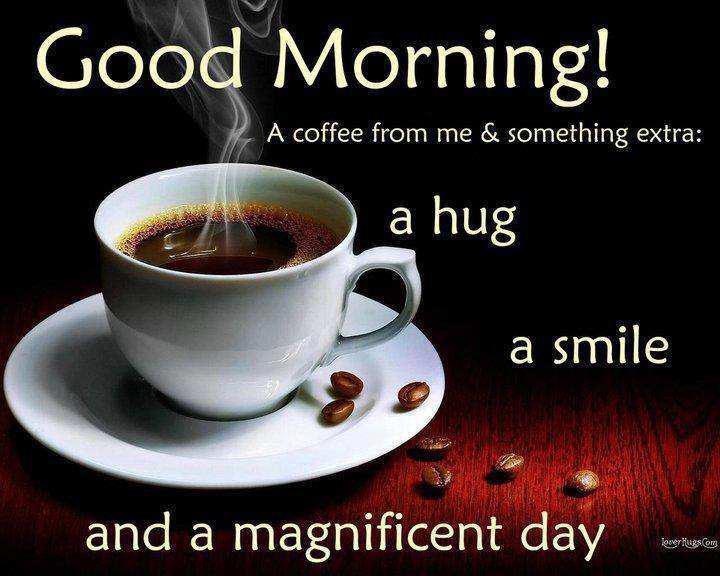 Good Morning Love And Hugs : Good morning thursday daphnegan s