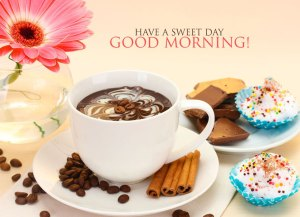 sweet morning